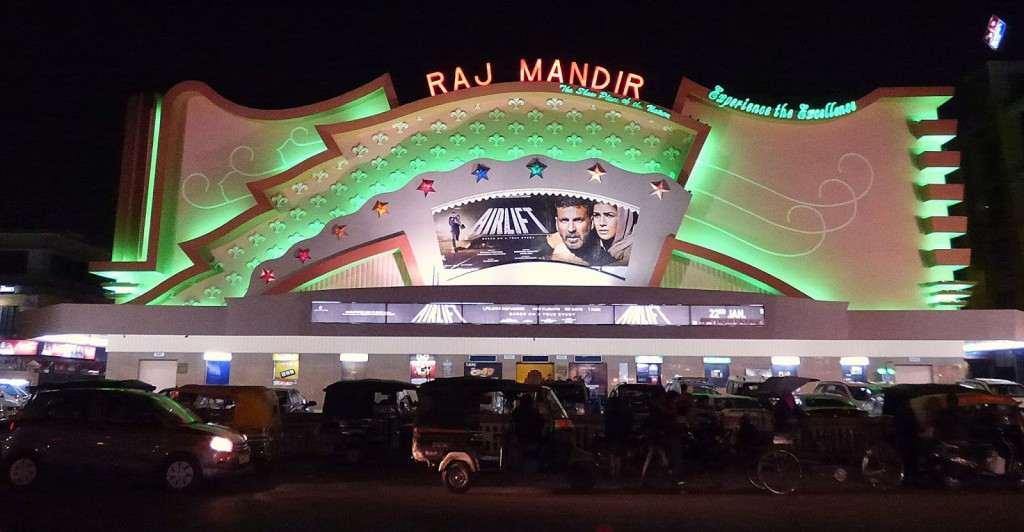 cinéma en inde